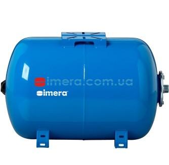 Гідроакумулятор IMERA AO 80 л (горизонтальний)